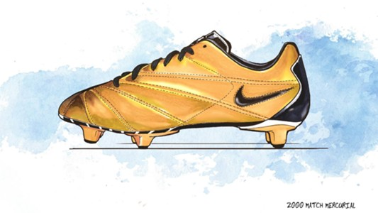 Mercurial Match - 2000
