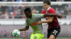 Hannover Cologne Bundesliga 24092017