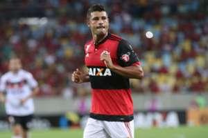 Ederson Flamengo x Atlético-GO 10052017
