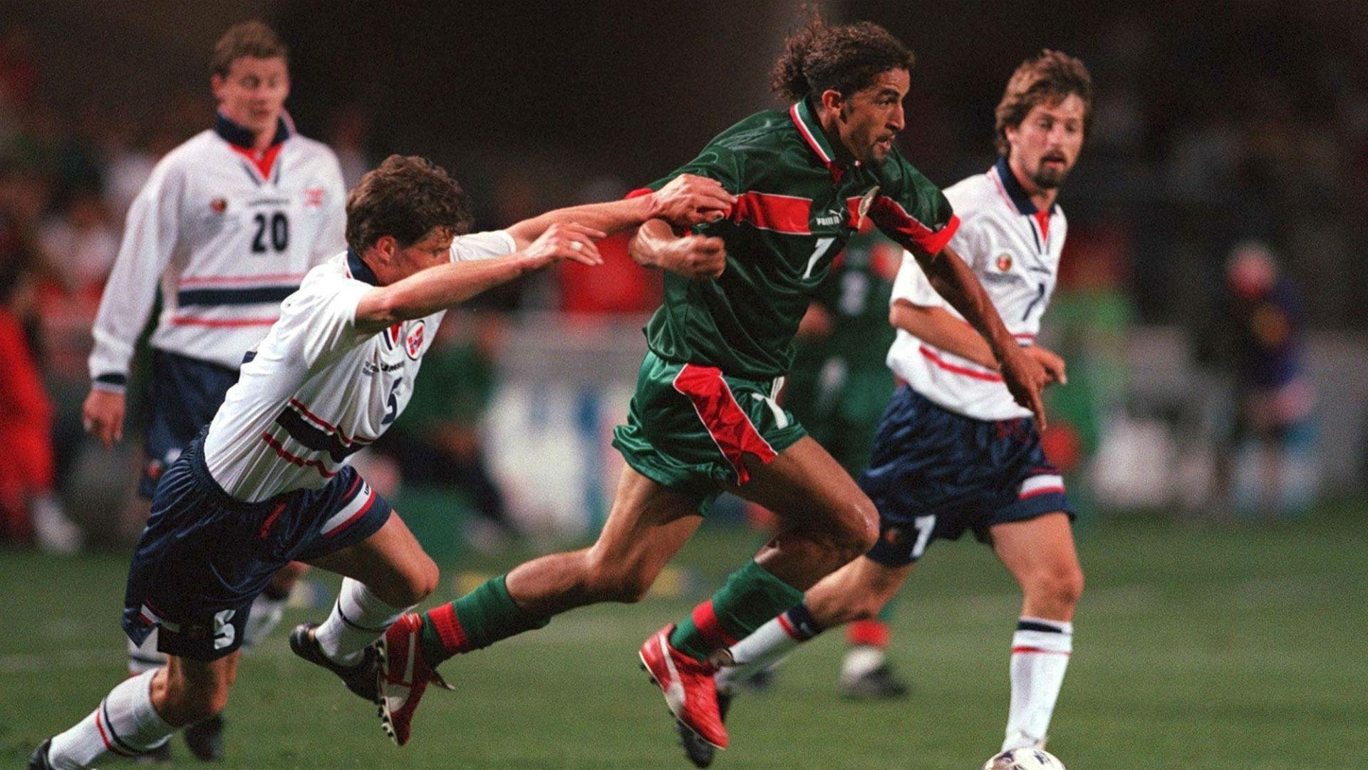 R tro le parcours du maroc lors de la coupe du monde 1998 - Maroc coupe du monde 1998 ...