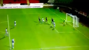 Gullit Peña gol Rangers