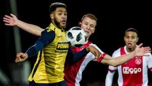 Jong Ajax - FC Dordrecht, 27112017