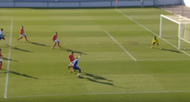 Joao Maleck gol 270218