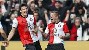 Jordy Clasie, Feyenoord - PEC, 10212018