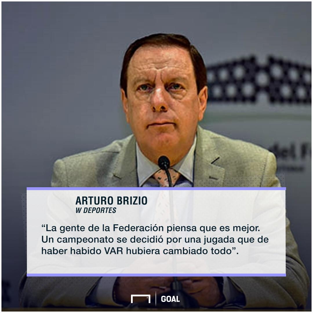Arturo Brizio quote