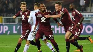Joel Obi Andrea Belotti Torino Cagliari Serie A 10292017