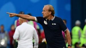 Nigeria v. Argentina - Gernot Rohr