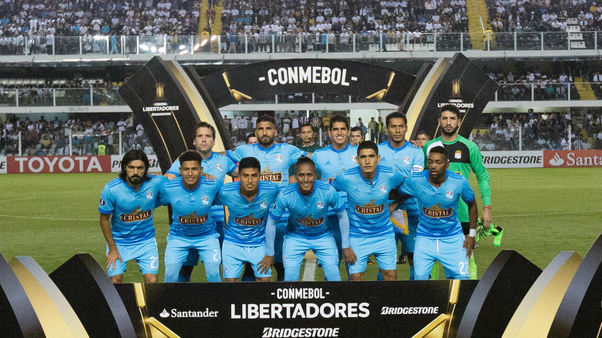 Santos Sporting Cristal Copa Libertadores 2017