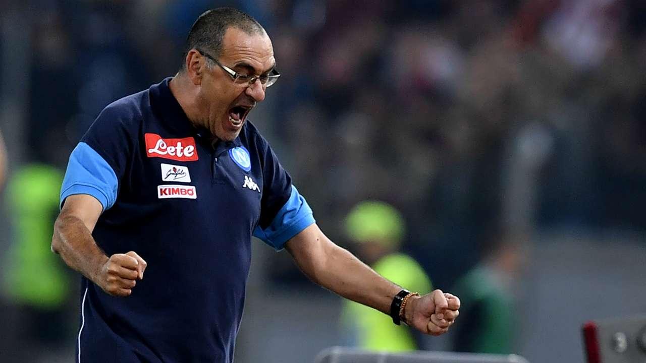 Sarri Napoli Serie A