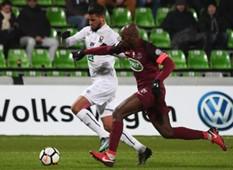 Metz Caen Coupe de France