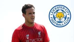 Danny Ward Leicester GFX