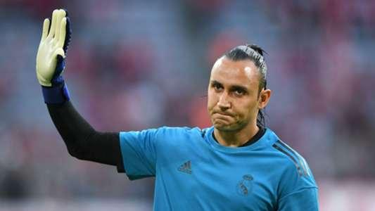 Keylor Navas Real Madrid 2018