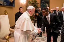 Papst Ibrahima Traore