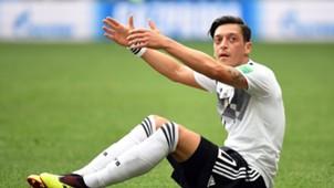 Mesut Ozil Germany Mexico World Cup 2018 170618