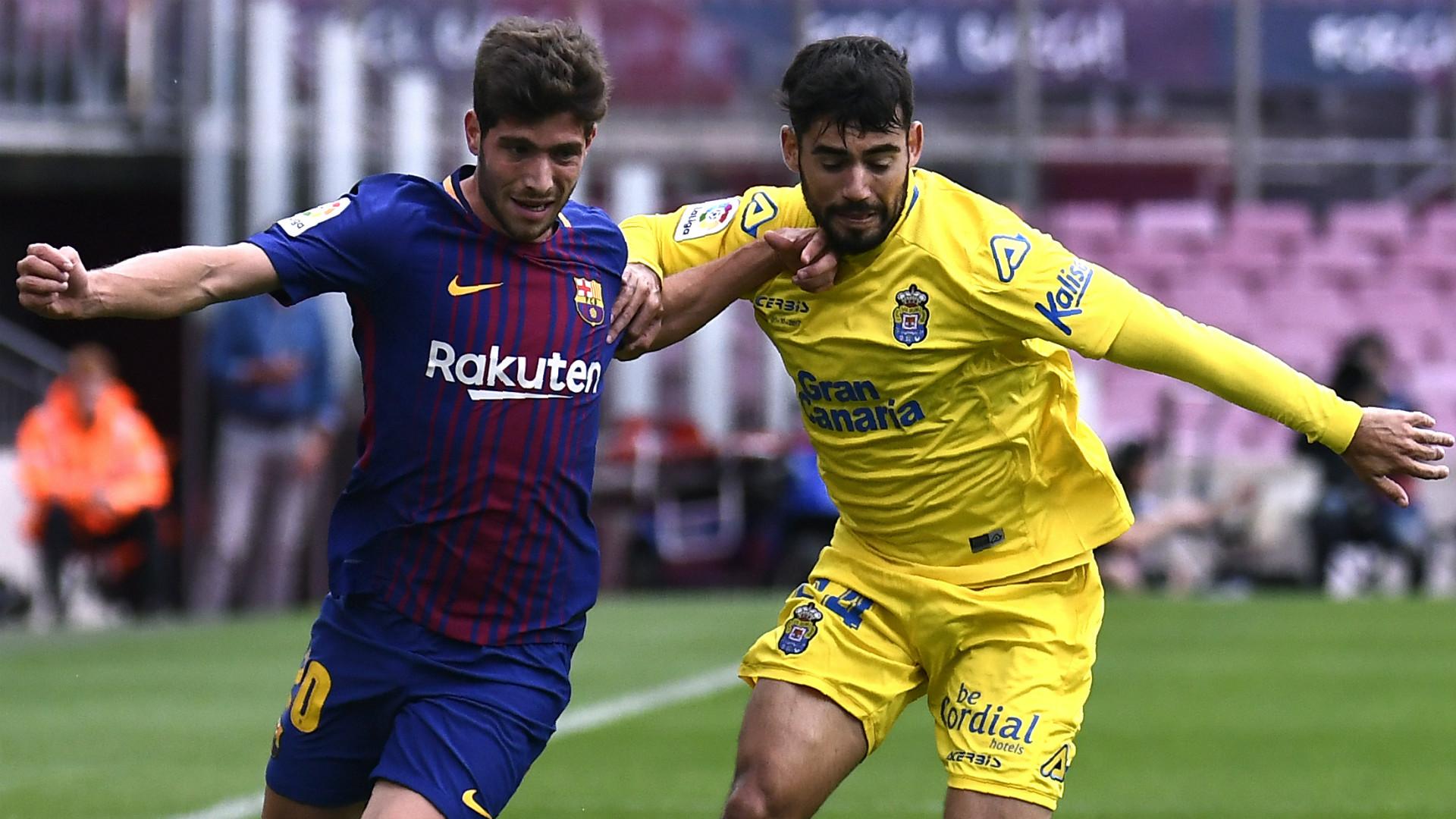Barcelona Las Palmas 2017