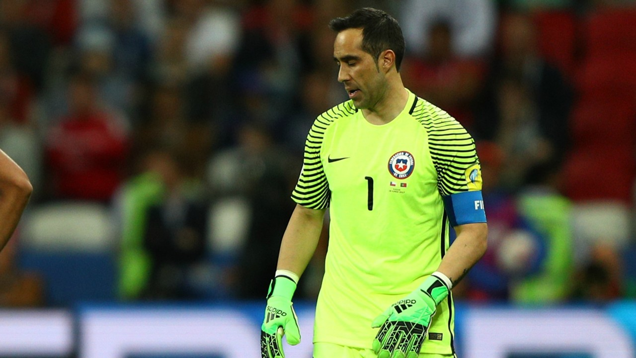 REVEALED What Claudio Bravo told Chile team mates before Portugal