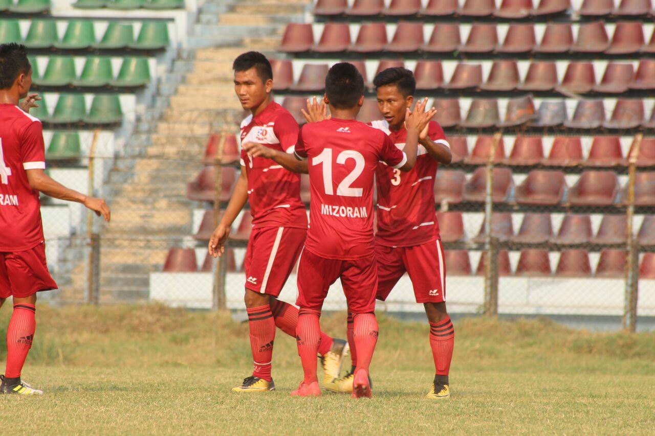 Odisha vs Mizoram Santosh Trophy 2018