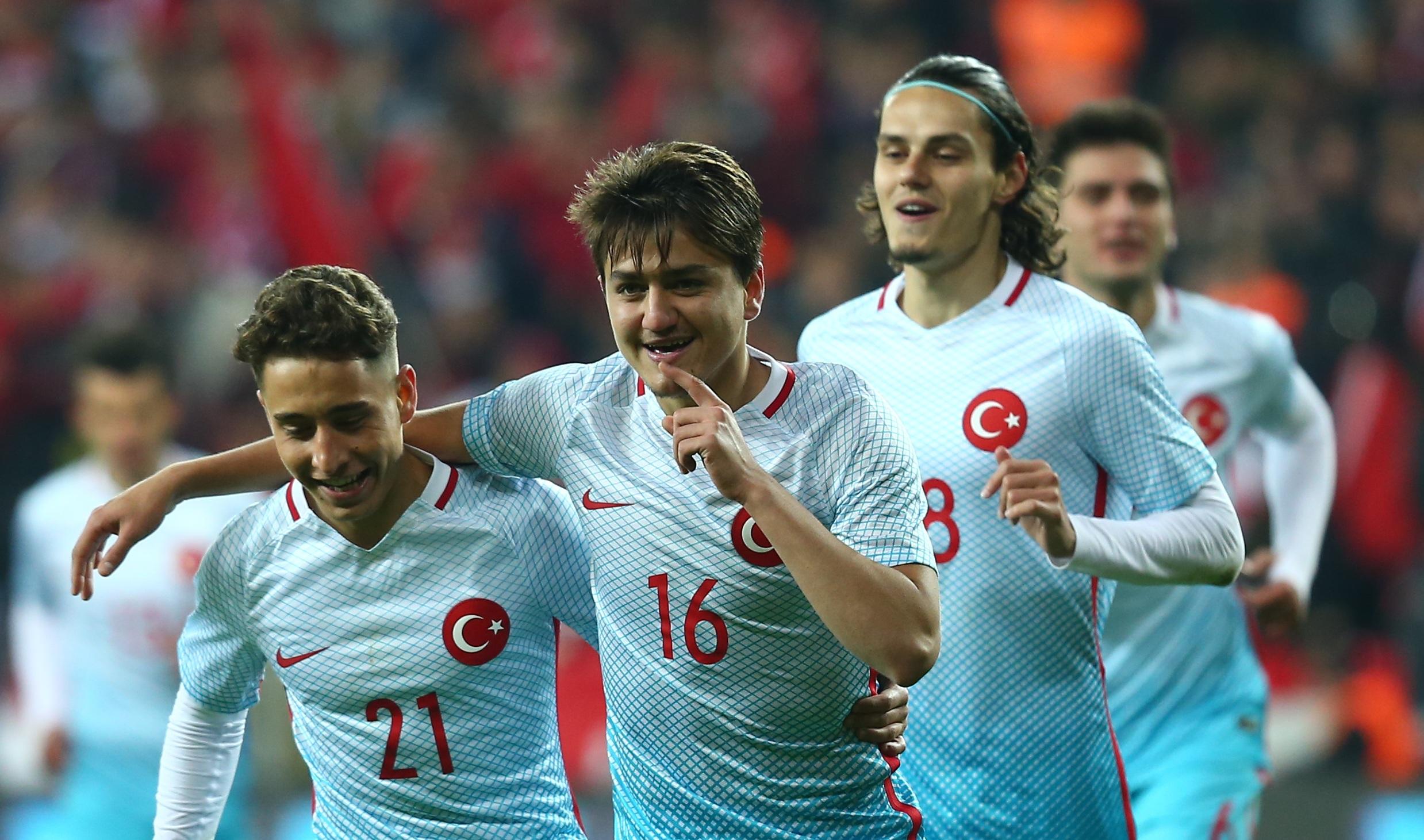 Cengiz Under Emre Mor Enes Unal Turkey