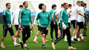 Manuel Neuer Marc-Andre ter Stegen Germany 10152018