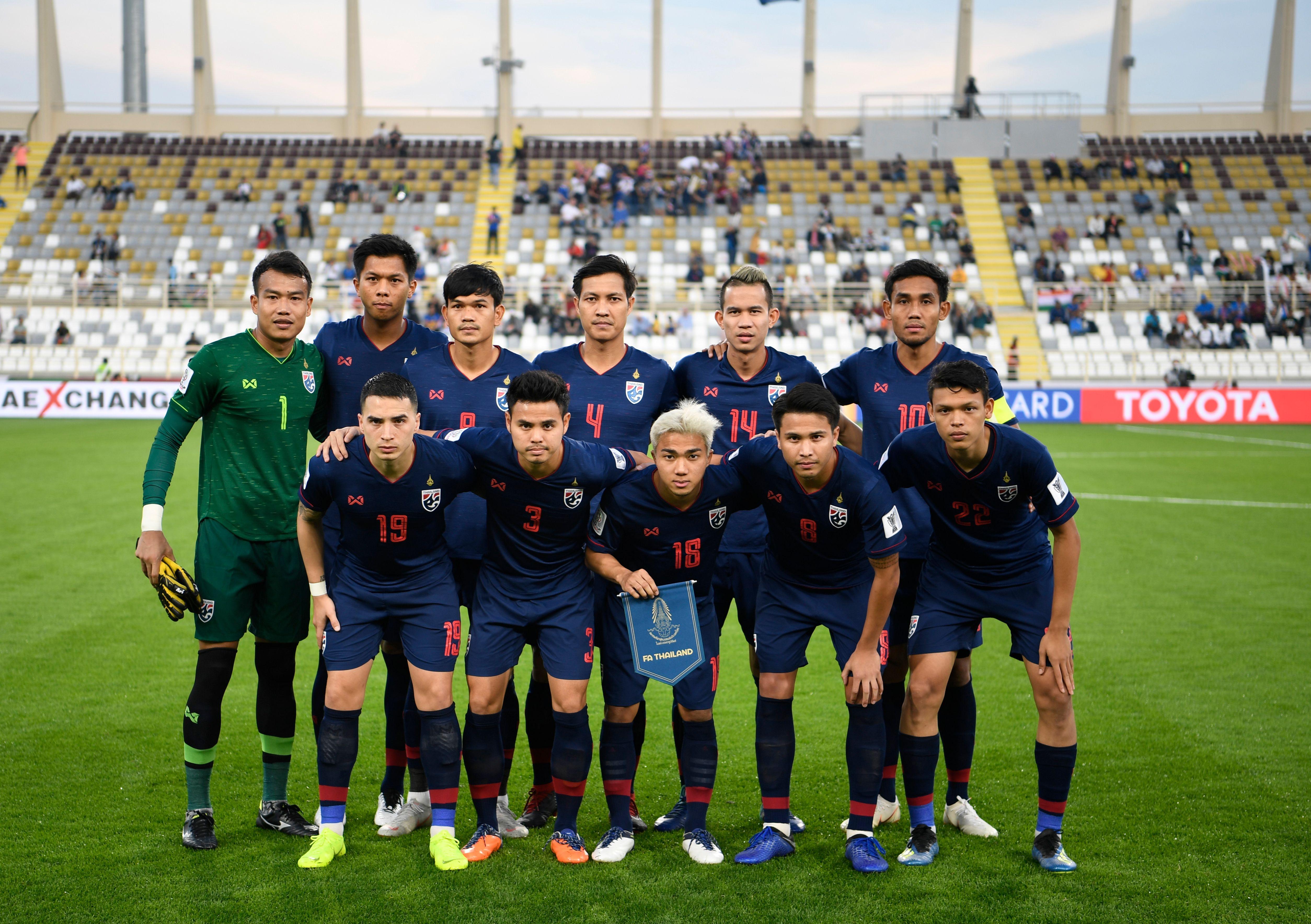 ทีมชาติไทย 2019 - Thailand Asian Cup 2019