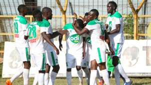 Mathare United beat Tusker.