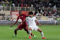 قطر - العراق