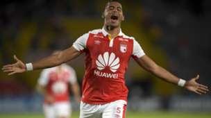 Carlos Henao Santa Fe Copa Sudamericana