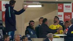 Pique Alvaro Gonzalez Villarreal Barcelona