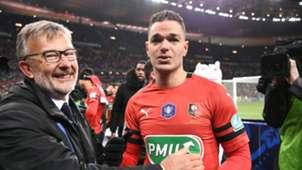 Hatem Ben Arfa Rennes PSG Coupe de France 27042019