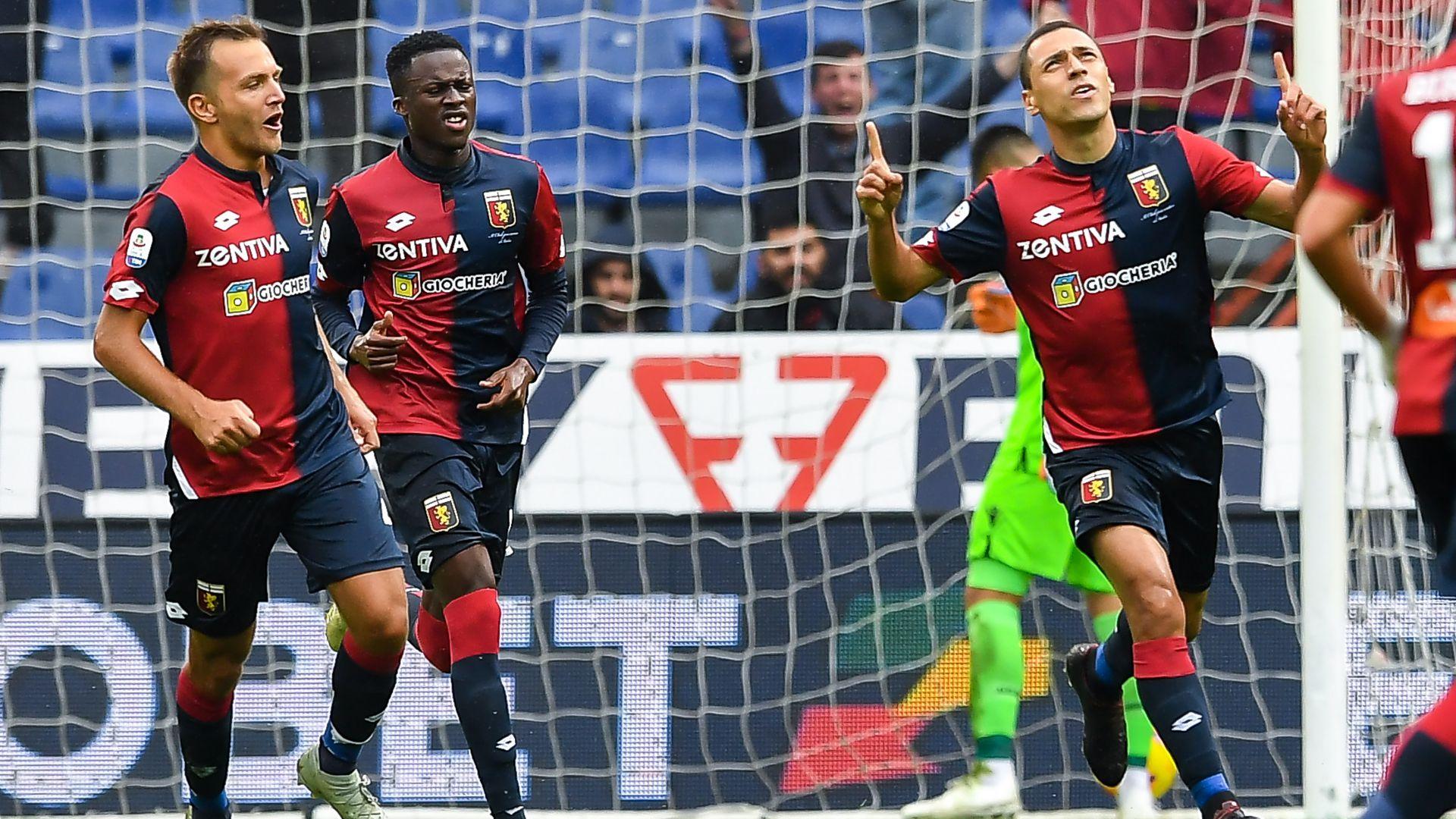 Romulo - Genoa Udinese