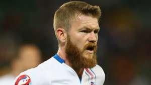 Aron Gunnarsson Iceland Euro 2016