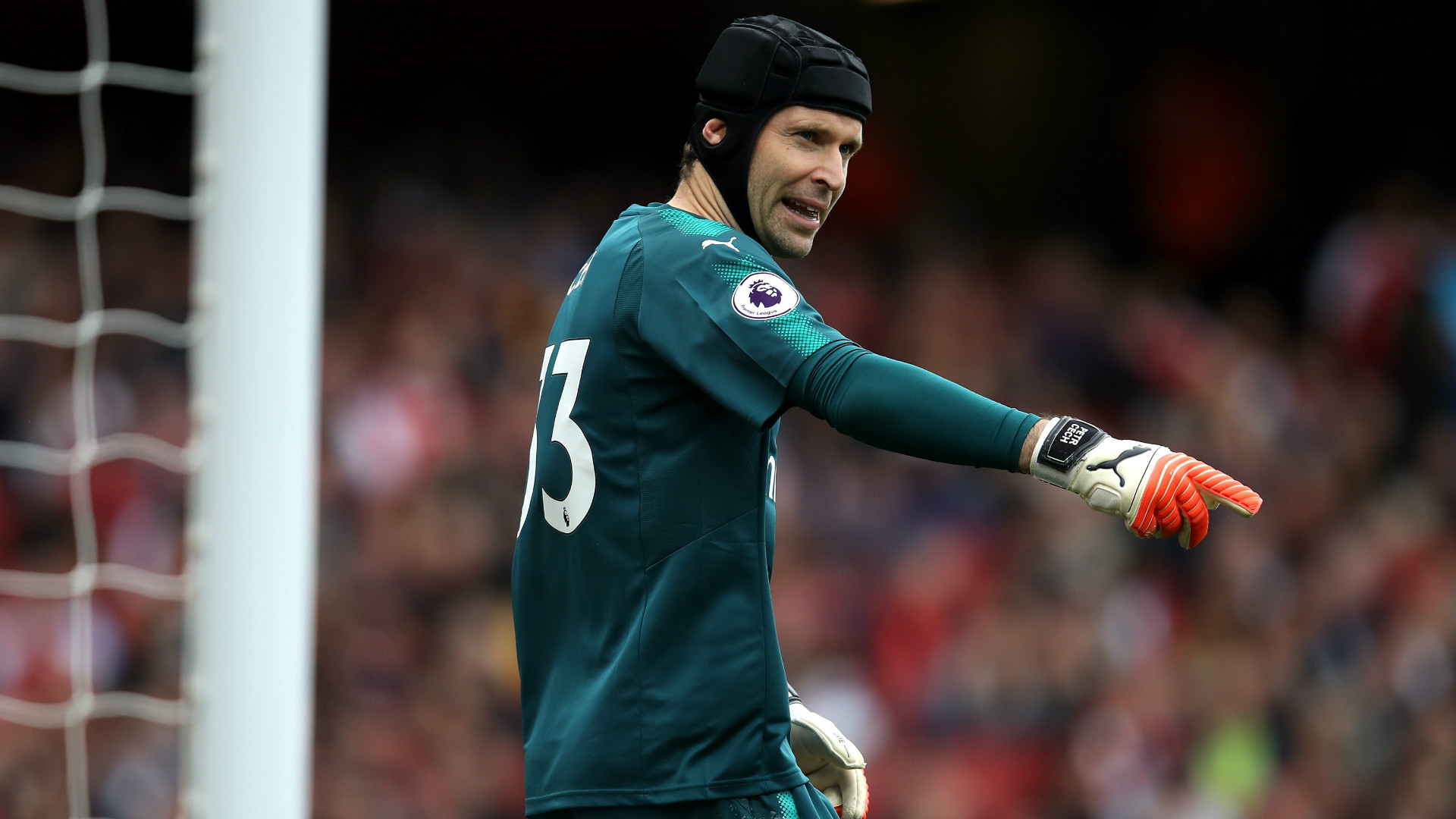 Cech's woeful Arsenal penalty record extended against Man City