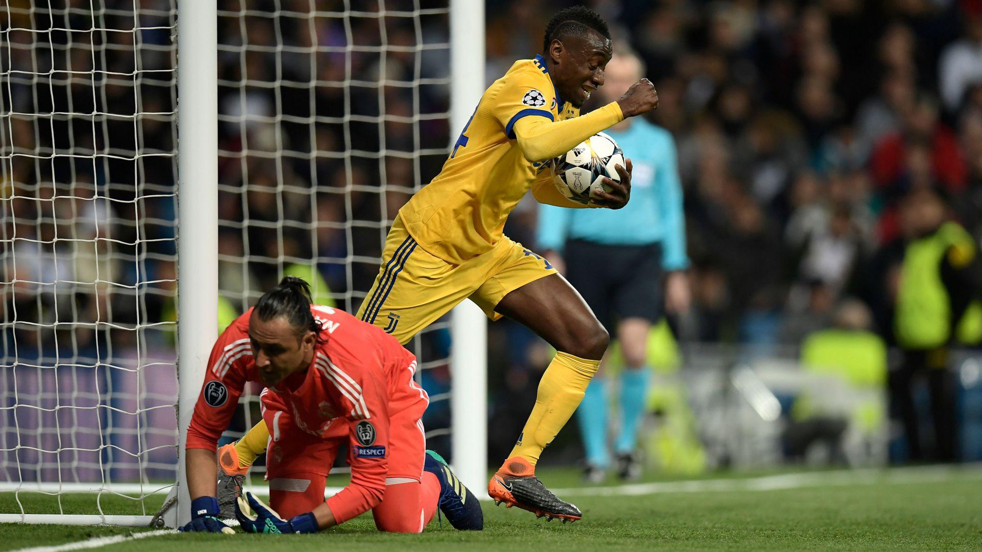 Blaise Matuidi Real Madrid Juventus