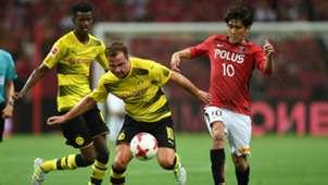 gotze Borussia Dortmund 15072017