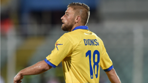 Federico Dionisi Frosinone Serie B