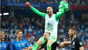 Danijel Subasic Croatia Denmark WC 01072018