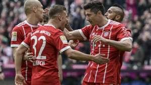 Bayern HSV 10032018