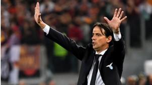 Simone Inzaghi Lazio Roma