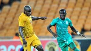 Willard Katsande, Kaizer Chiefs & Lazarus Kambole, Zesco United, January 2019