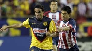 Gonzalo Esqueda Gonzalo Pineda Club America Chivas 2009