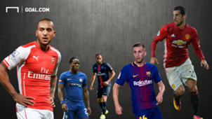 The outcasts at Europe's biggest clubs