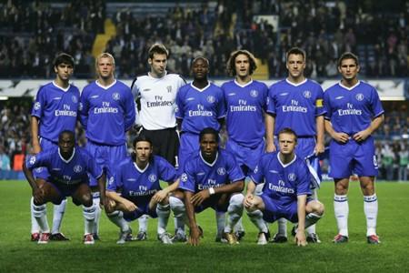 Chelsea 2004