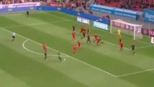 Charles Aránguiz Goal 170917