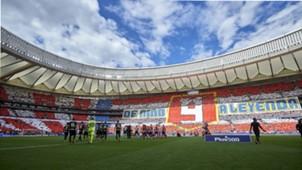 Atletico madrid Wanda Metropolitano  20052018