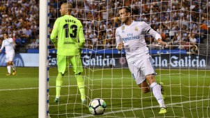 Gareth Bales Real Madrid Deportivo La Coruna