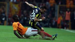 Mathieu Valbuena Mariano Galatasaray Fenerbahce