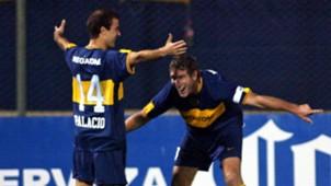 Libertad Boca Cuartos de final Copa Libertadores 2007