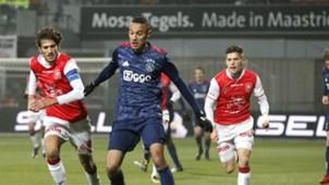 MVV - Jong Ajax, Jupiler League 12012017