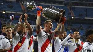 Franco Armani River Plate Copa Libertadores 2018