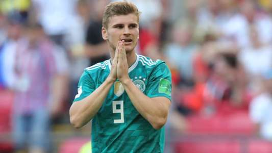 Timo Werner Germany World Cup